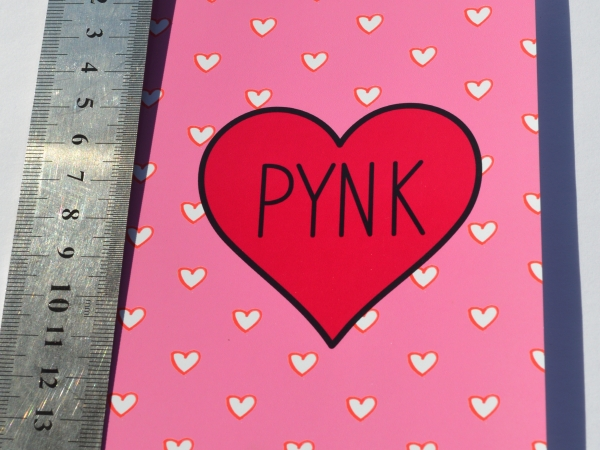 Janelle Monáe Pynk Mini Print