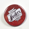 "Doctor Who River Song ""Spoilers"" Pinback Button Badge"