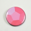 Steven Universe Rose Quartz Gem Pinback Button Badge