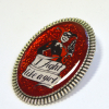 Harley Quinn Animated Series I FIght Like A Girl Brooch