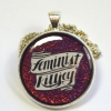 Feminist Killjoy Resin Pendant