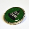 Defying Gravity Wicked The Musical Elphaba Wicked Witch Resin Brooch