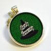 Defying Gravity Wicked The Musical Elphaba Wicked Witch Resin Pendant