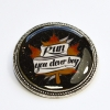 Doctor Who Clara Run You Clever Boy Hand Painted Resin Brooch
