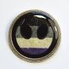 Ace Flag Asexual Rebel Alliance Star Wars Glitter Brooch