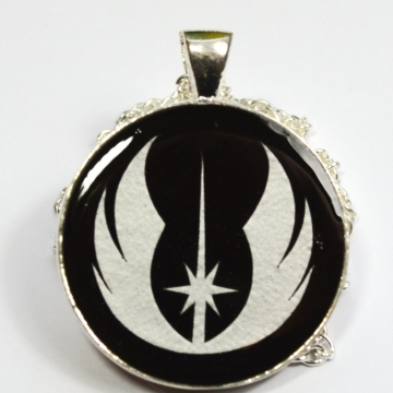 Jedi Order Star Wars Resin Pendant