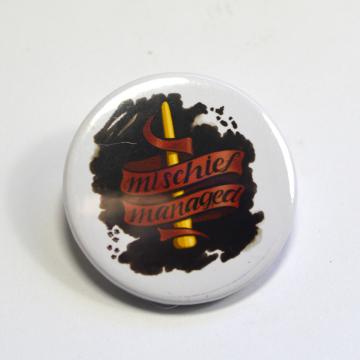 Harry Potter Grynffindor Badge Pinback Button
