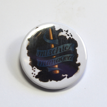 Harry Potter Ravenclaw Badge Pinback Button